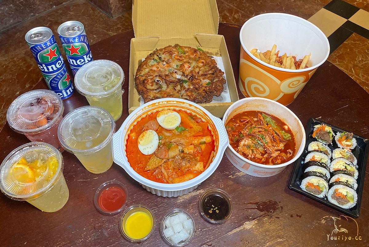 瑪妮年糕鍋 韓國人開的韓式料理餐廳
