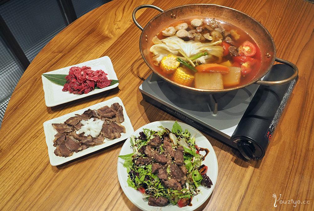 牛肆溫體牛肉鍋 每日台南直送新鮮現宰溫體牛︱行天宮美食